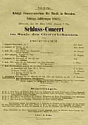 Dresden concert program 30 March 1887 including Draeseke's Adventlied (click for larger version)