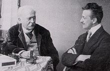 Felix Draeseke and Bruno Kittel (1912)